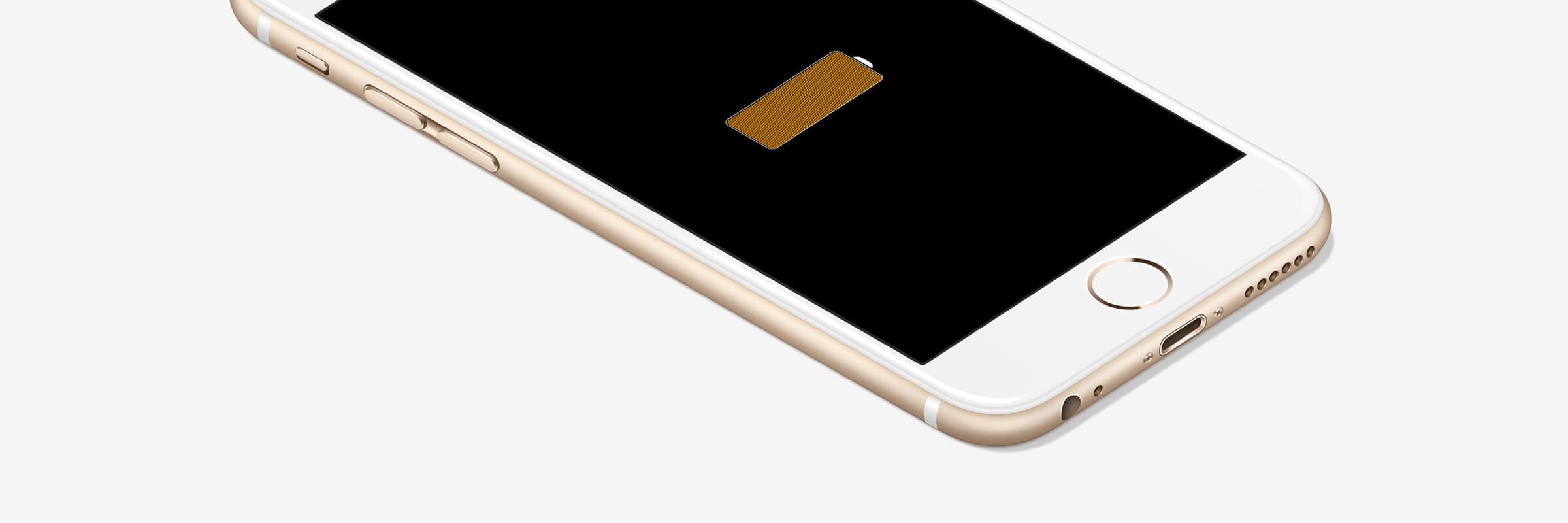 iphone bateriju keitimas