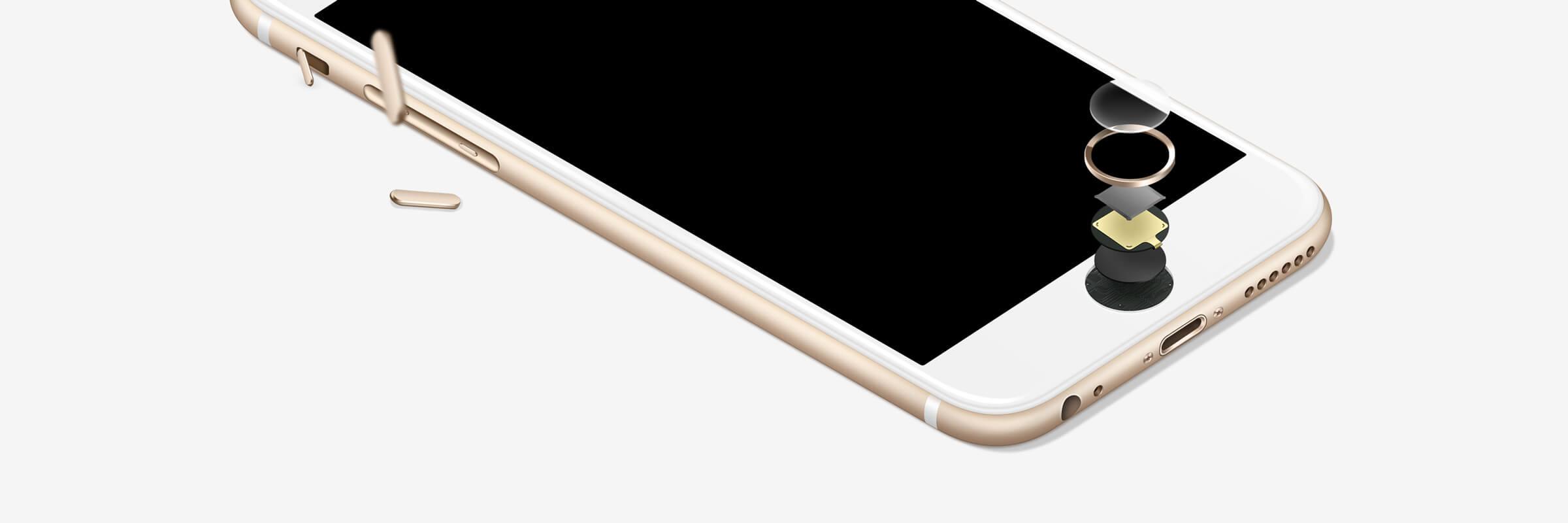 iphone mygtuku remontas